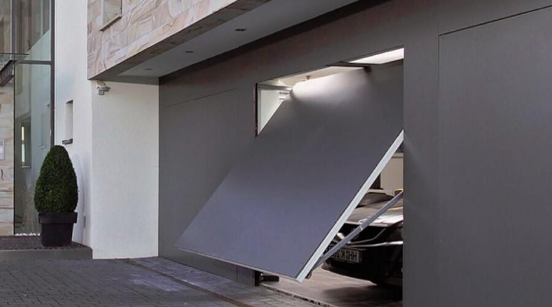 Garagedeuren-Kantelpoorten